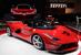 Ferrari LaFerrari                                          Итальянская Ferrari представила в Женеве супекар с незамысловатым названием LaFerrari. Автомобиль станет преемником суперкара Enzo, выпускавшегося ограниченным тиражом с 2002 г., и должен отстоять статус итальянской марки, как производителя самых стильных и бескомпромиссных спортивных автомобилей, перед активизировавшимися конкурентами вроде McLaren P1. Карбоновый суперкар получил гибридную силовую установку суммарной мощностью 963 л. с. - 6,3-литровый атмосферный двигатель V12 (800 л. с.) и электромотор 120 кВт, пристыкованный к коробке передач. Машина разгоняется до 100 км/ч меньше 3 с, до 200- меньше 7, до 300 — за 15 с. Максимальная скорость превышает 350 км/ч. Для продажи будет выпущено 499 машин. Официально стоимость автомобиля не названа, но разные источники называют суммы вокруг 1 млн долларов или евро. Тем не менее, руководство Fiat, которому принадлежит Ferrari, уже сообщило, что все суперкары нашли своих покупателей.