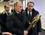 Владимир Путин и министр спорта РФ Виталий Мутко
