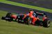 Болид гоночной команды F1 Marussia