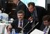 Андрей Клепач, заместитель министра, Олег Засов,директор сводного департамента макроэкономического прогнозирования, Министерство экономического развития РФ
