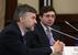 Андрей Клепач, заместитель министра, Министерство экономического развития РФ, Сергей Швецов, заместитель председателя, Банк России