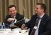 Алексей Моисеев, заместитель министра, Министерство финансов РФ, Андрей Никитин, генеральный директор, Агентство стратегических инициатив