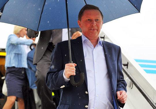 Иванов министр обороны гей