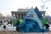 Торжественная церемония открытия в Новосибирске