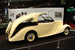 Купе-кабриолет Peugeot 601 Eclipse 1934 г. У этой модели крыша убиралась в багажник с помощью электропривода.