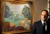 Франсуа Олланд в Пушкинском музее.