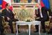 Встреча в Кремле президентов России и Франции Владимира Путина и Франсуа Олланда.