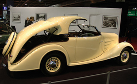 Peugeot 601 Eclipse,1934 г.
