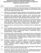 Распределение субъектов Российской Федерации по зонам,  сформированным в зависимости от факторов, влияющих на особенности потребления продуктов питания (Минтруд)