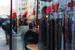 Шествие КПРФ по Тверской улице в честь 95-летия Октябрьской революции. Москва, 7 ноября 2012 г.