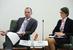 Андрей Сахаров, управляющий партнер, «Прайм Марк» и Галина Безуглая, инвестиционный консультант, Credit Suisse