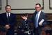 Вечерний прием для участников Форума. Приветствие от Руслана Заливацкого, заместителя губернатора Калужской области