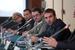 Президиум сессии Планы инвестиционного развития региона
