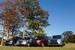 Четыре поколения Subaru Forester.