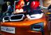 Концептуальный электромобиль BMW i3 Concept Coupe.