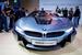 Гибридный автомобиль BMW i8 Concept.
