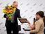 Открытие конференции. Поздравление Сергея Борисова, президента ОПОРЫ России с юбилеем организации
