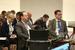 Руководители рабочих групп принимают участие в дискуссии