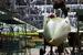 """Самолет Су-30 МКИ в цехе окончательной сборки на Иркутском авиационном заводе корпорации """"Иркут""""."""