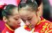 Гимнастки из Китая