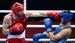 Бокс. Мужчины, до 81 кг. Золото                                          Российский боксер Егор Мехонцев (в красном) завоевал золотую медаль на соревнованиях по боксу среди мужчин в весовой категории до 81 кг, победив  спортсмена из Казахстана Адильбека Ниязымбетова.