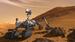 Компьютерная модель миссии Curiosity на Марсе