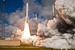 Старт ракеты Atlas V с марсианской научной лабораторией на боту