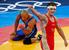 Греко-римская борьба. Мужчины до 84 кг. Золото                                          Алан Хугаев выиграл золотую медаль в греко-римской борьбе в весовой категории до 84 кг.