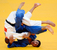 Дзюдо. Мужчины. До 60 кг. Золото                                          Первое золото для российской сборной завоевал дзюдоист Арсен Галстян, победивший в поединке с японцем Хироаки Хираока в весовой категории до 60 кг.