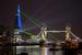 Shard (Осколок) высотой 310 метров разместился на южном берегу Темзы в районе моста Лондон-бридж