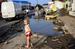 Последствия наводнения в городе Крымск