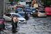 Россия, 13 июля                                          Московский потоп: после проливного дождя некоторые улицы города превратились в каналы