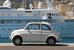 Fiat 500 (Type 110F) от ателье Abarth, 1971 г.                                          Эстимейт: 6000  - 10000 евро