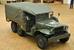 Dodge WC 62 6x6 армейский грузовик с брезентовым верхом, 1942 г.                                          Эстимейт: 15000  - 25000 евро