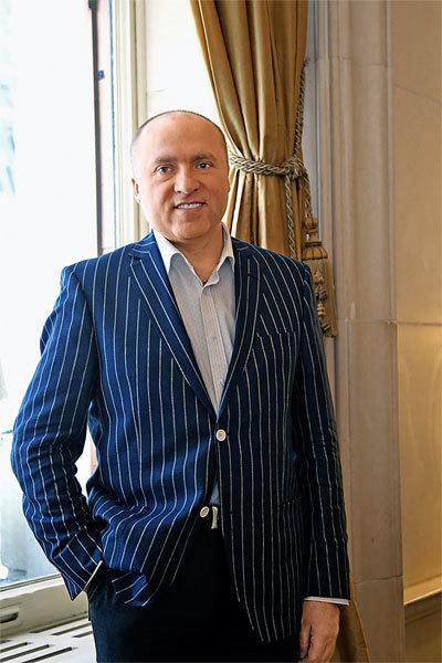 Александр Иванов – коллекционер, автор книги «Пробирное дело в России» и создатель первого в мире музея Фаберже (Баден-Баден)
