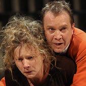 Мария Миронова и Евгений Миронов сыграли в «Калигуле» отдельную историю любви