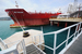 Первая загрузка танкера NS Parade на территории Туапсинского нефтеперерабатывающего завода