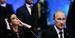 Президенты России Владимир Путин и Аргентины Кристина Фернандес на первой сессии саммита