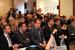 Аудитория конференции с интересом слушают выступающих