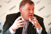 Сергей Последов, председатель наблюдательного совета, НП «Содружество «Шелковый путь» принимает активное участие в работе круглого стола