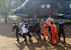 Транспортировка тел жертв крушения Sukhoi SuperJet-100