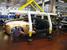 Золотой Aventador с алыми суппортами – каприз клиента из Китая.