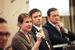 Татьяна Арабаджи, директор, НАПИ и Иван Бончев, руководитель автомобильной практики, Ernst&Young