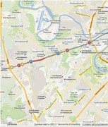 Локальные реконструктивные мероприятия на Можайском шоссе / genplanmos.ru