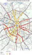 Как будет проходить реконструкция вылетных магистралей Москвы?