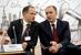 Алексей Кондрашов, партнёр, Ernst & Young и Геннадий Федотов,  вице-президент по экономике и планированию, «Лукойл»