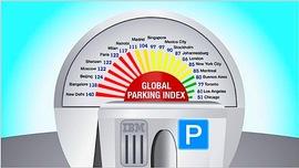 Рейтинг городов мира по сложности ситуации с парковками (IBM Global Parking Survey)
