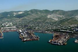 Новороссийский порт (Фото: НМПТ)
