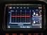 На сенсорный экран можно вывести шесть вариантов показаний работы систем автомобиля и его движения