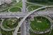 Вид на развязку Новорижского шоссе с МКАД